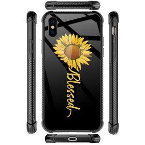 Iphone Xs / X Sunflower case